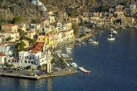 Views:32643 Title: Symi Island - Port view